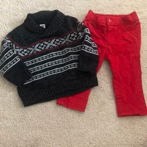 Old Navy Winter outfit
